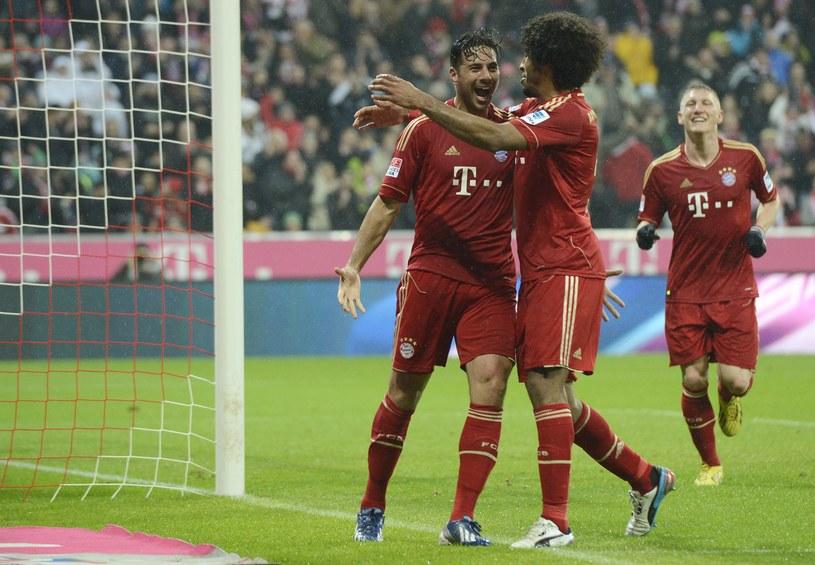 Czy piłkarze Bayernu potwierdzą wysoką formę w Lidze Mistrzów? /AFP