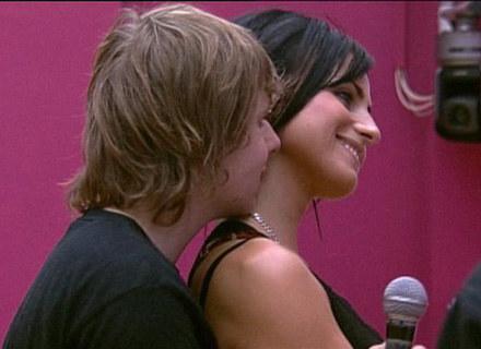 Czy Piotrka i Julitę połączy płomienny romans? /materiały programowe