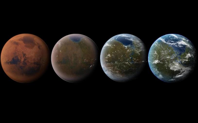 Czy plany terraformowania Marsa są realne? /materiały prasowe