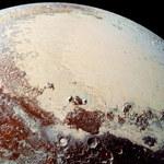 Czy Pluton to tak naprawdę miliardy połączonych komet?