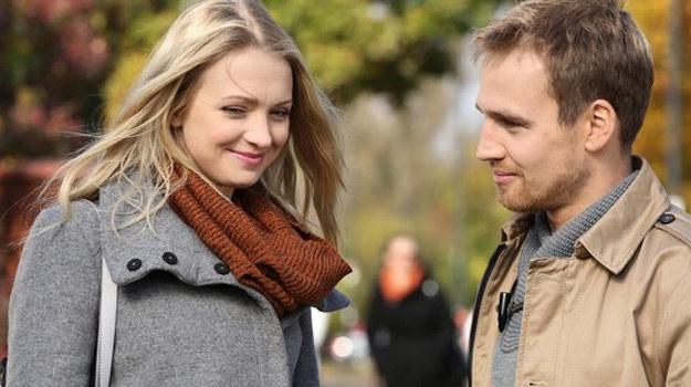 Czy po nieudanej randce Asia i Wojtek zostaną tylko przyjaciółmi? /www.mjakmilosc.tvp.pl/
