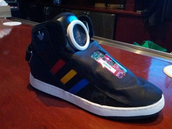 Czy po okularach Google weźmie się za produkcję obuwia? Fot. geekosystem.com /materiały prasowe
