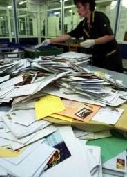 Czy Poczta gubi nasze przesyłki? Fot.: Wojciech Traczyk /Agencja SE/East News