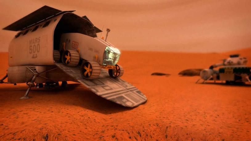 Czy podczas misji na Marsa musimy się obawiać bakterii? /materiały prasowe