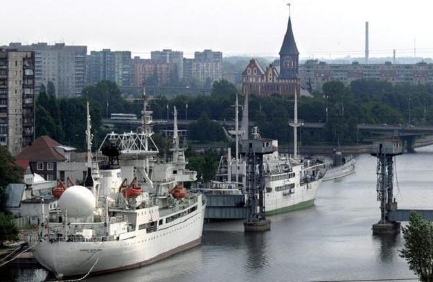 Czy Polacy ruszą na zakupy do Kaliningradu? /AFP