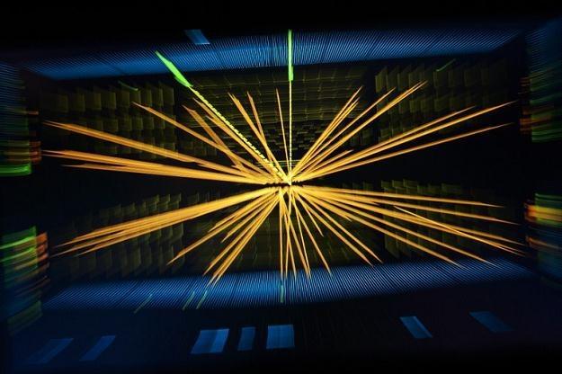 Czy pole Higgsa istnieje naprawdę? /AFP