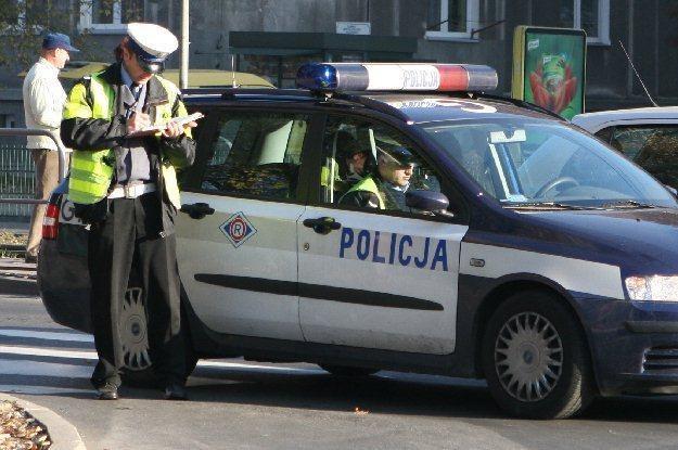 Czy policja przejmie część obowiązków ITD? /INTERIA.PL