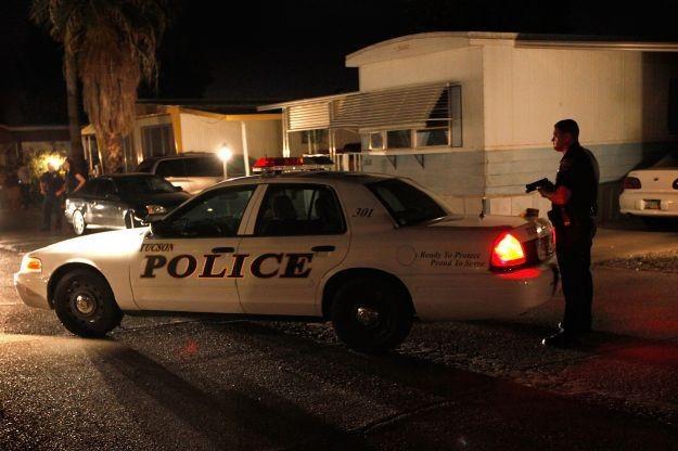 Czy policja w USA będzie mogła zatrzymać przestępcę przed popełnieniem zbrodni? /AFP