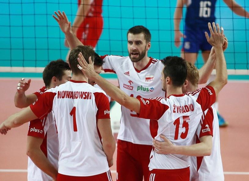 Czy polscy siatkarze zdobędą medal mistrzostw Europy? /Fot. Marcin Bednarski /PAP