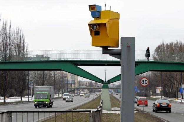 Czy polskie fotoradary są odporne na wirusy? / Fot: Jan Bielecki /East News