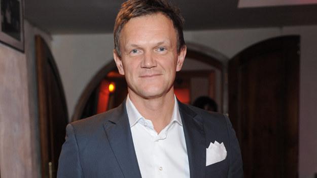 Czy popularny aktor sprawdzi się też roli reżysera? / fot. Adam Kępiński /MWMedia
