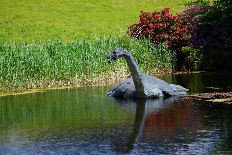 Czy potwór z Loch Ness istnieje? Nie ma na to dowodów - na zdjęciu widać makietę legendarnego stworzenia /materiały prasowe