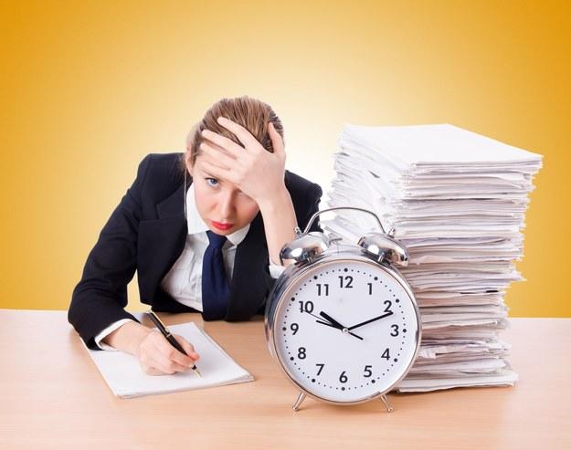 Czy pracownik może odmówić nadgodzin? /123RF/PICSEL