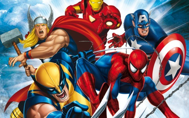 Czy prezentowani wyżej bohaterowie znajdą się w nowej produkcji Marvela? /Informacja prasowa