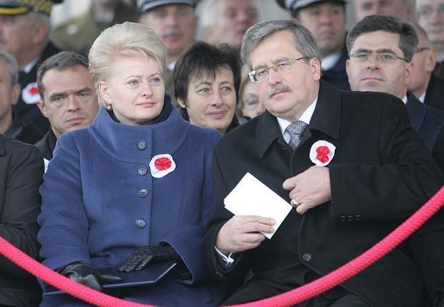 Czy prezydent Litwy Dalia Grybauskaite podpisze nowelizację ustawy? / fot. P. Kowalczyk /Agencja SE/East News