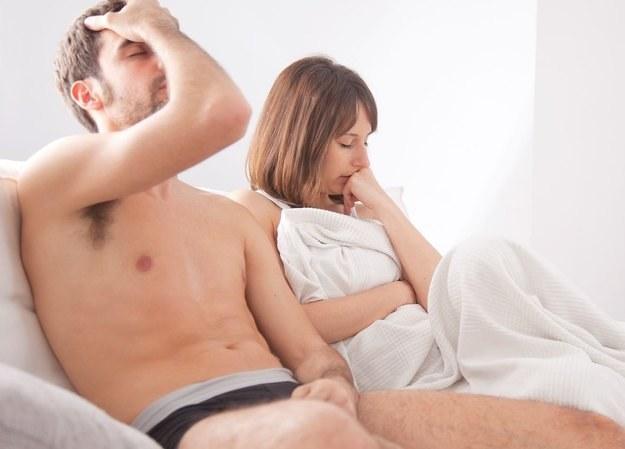 Czy przedwczesny wytrysk może zniszczyć związek? /123RF/PICSEL