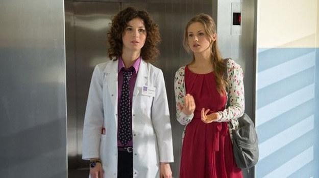 Czy przez niedoszły romans Klaudia będzie miała problemy w szpitalu? /www.nadobre.tvp.pl/