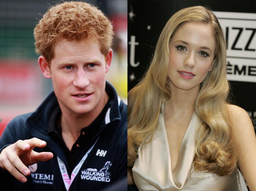 Czy przystojny książę zwiąże się z modelką?  /Getty Images/Flash Press Media