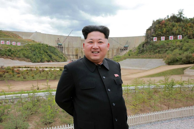 Czy przywódca Korei Połnocnej stanowi realne zagrożenie dla pokoju na świecie? /AFP