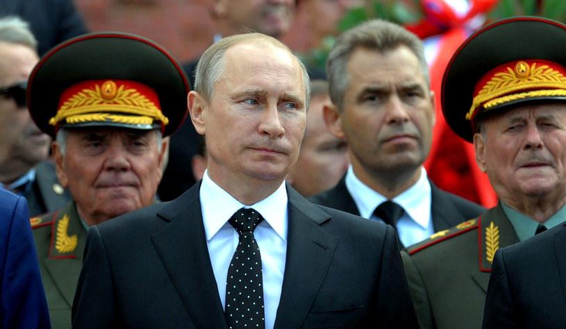 Czy Putin szykuje się na bezpośrednią interwencję Rosji na Ukrainie? Czas pokaże /AFP