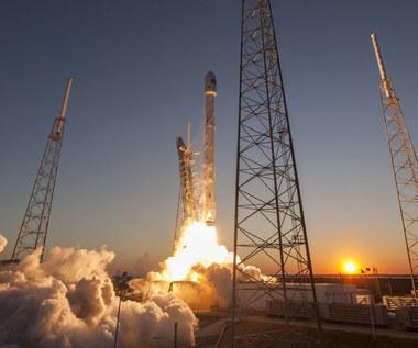 Czy rakieta SpaceX została zestrzelona przez snajpera?