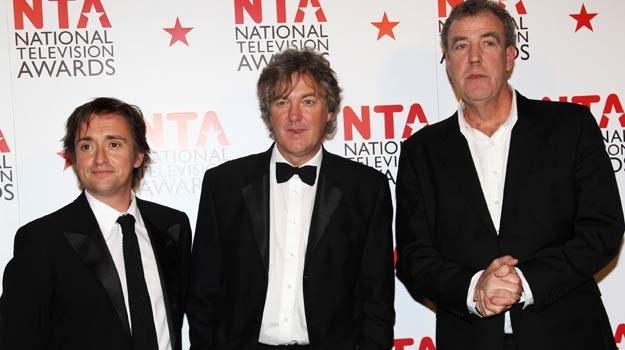 Czy Richard Hammond, James May i Jeremy Clarkson oszukują widzów? / fot. Dave Hogan /Getty Images/Flash Press Media
