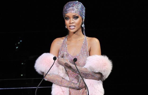 Czy Rihanna pojawi się w filmie o 007? /AFP