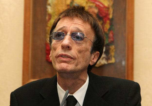 Czy Robin Gibb wybudzi się ze śpiączki? fot. Chris Jackson /Getty Images/Flash Press Media