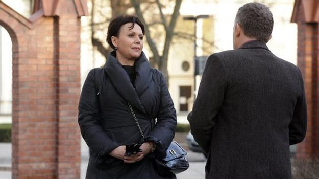 Czy Rogowski zdobędzie się na szczerość i wyzna Marii, że ma kochankę? /www.mjakmilosc.tvp.pl/