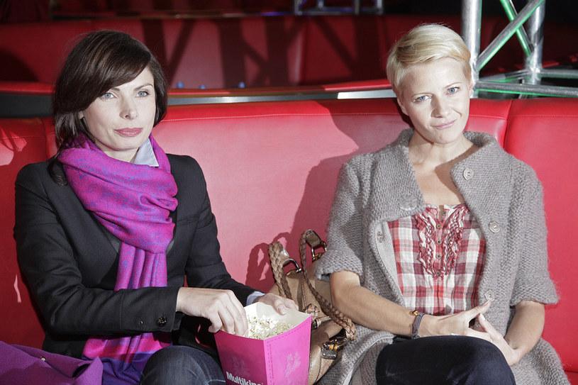 Czy rola Ally McBeal poróżni aktorki?  /Michał Baranowski /AKPA