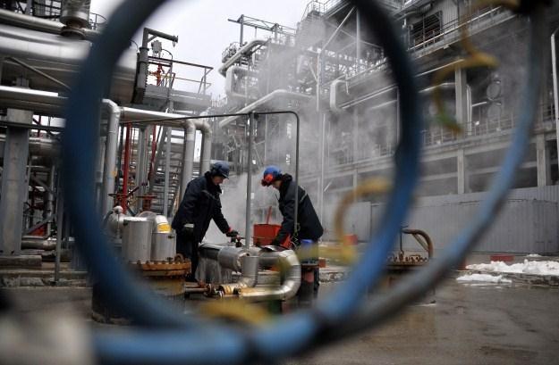 Czy ropa naftowa stanie się niepotrzebna? /AFP