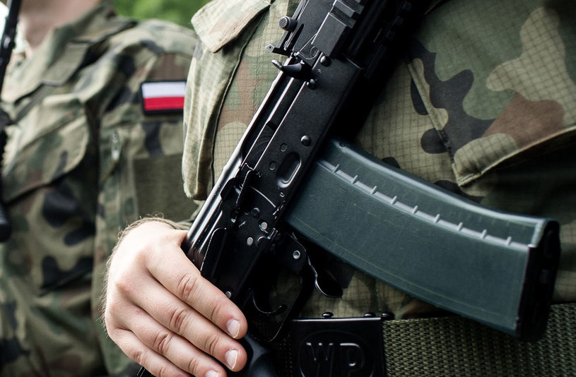 Czy Rosja chciała infiltrować polskie wojsko? /Rafał Oleksiewicz /Reporter