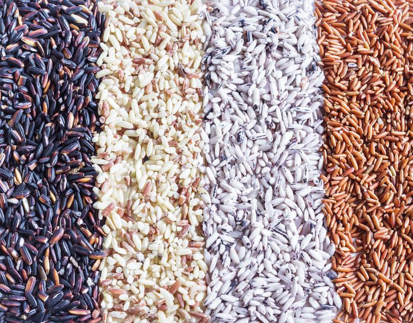 Czy ryż pomoże nam pokonać HIV? /123RF/PICSEL