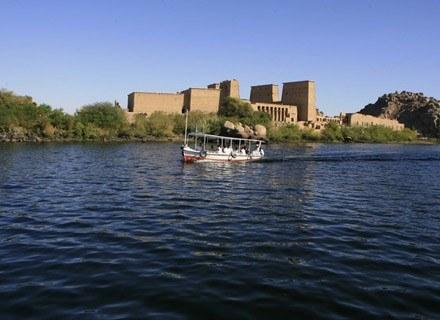 Czy rzeczywiście dolina Nilu nie była drogą, którą opuściliśmy Afrykę? /AFP