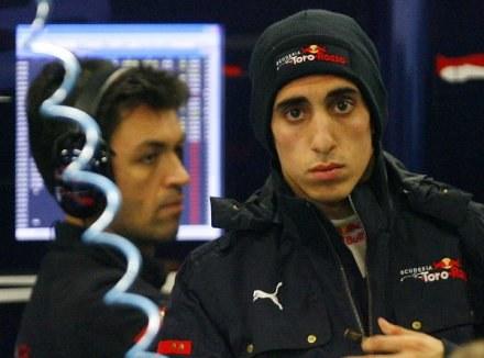 Czy Sebastien Buemi dostanie angaż w Toro Rosso? /AFP