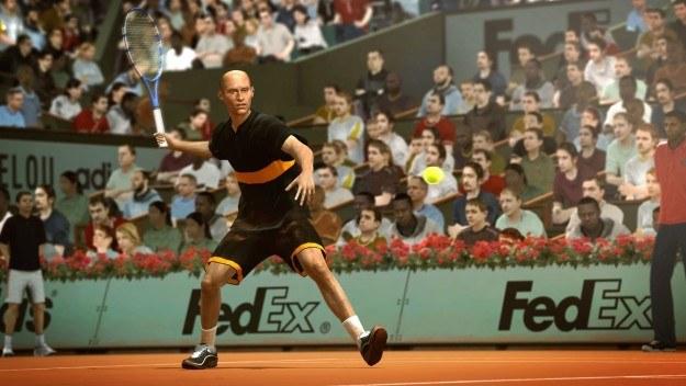 Czy seria Top Spin pokona w tym roku kolejną odsłonę Virtua Tennis? /Informacja prasowa