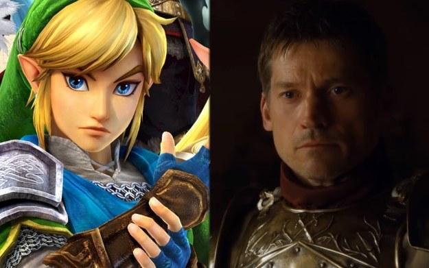 """Czy serial na podstawie marki """"The Legend of Zelda"""" będzie w stanie dorównać takiej superprodukcji, jak """"Gra o Tron""""? /materiały źródłowe"""