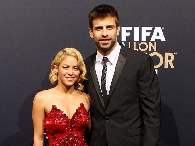 Czy Shakira odwiedzi Gerarda Pique w Polsce? fot. Scott Heavey /Getty Images/Flash Press Media