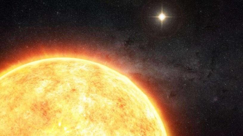 Czy Słońce miało gwiezdnego towarzysza? /materiały prasowe