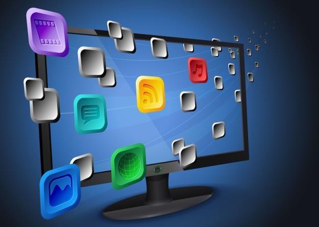 Czy Smart TV Samsunga jest narażony na ataki? /123RF/PICSEL