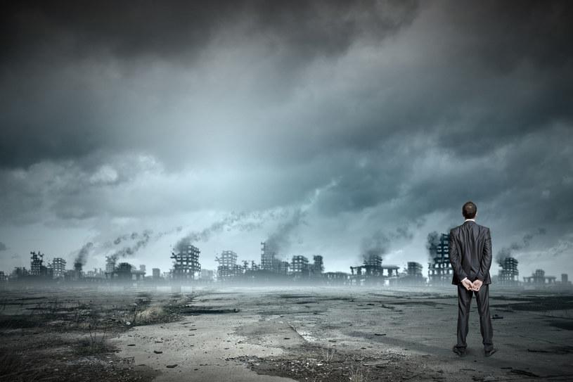 Czy smog to faktycznie zmora tylko XXI wieku? /123RF/PICSEL