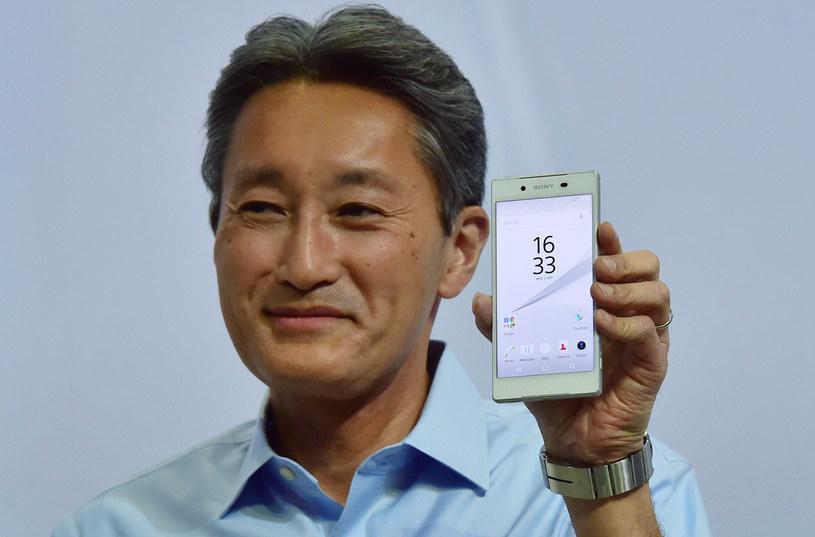 Czy Sony odejdzie od ekranów IPS? /AFP
