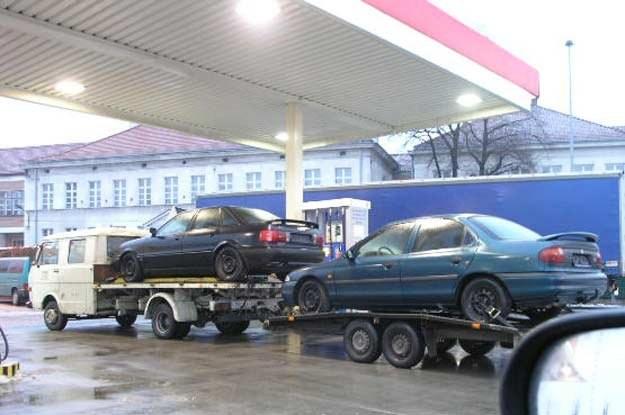 Czy starsze samochody wykonane były solidniej? /INTERIA.PL