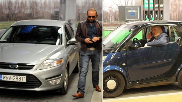 Czy Staszek odzyska skradziony samochód? Czy facetowi w smarcie uda się wydostać z pułapki? /Agencja W. Impact
