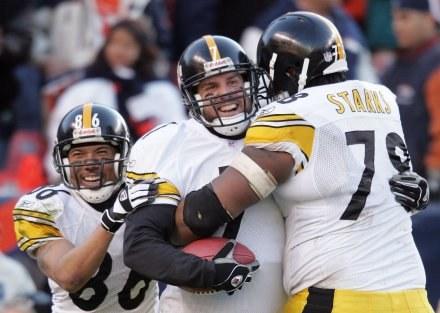 Czy Steelers obronią tytuł? /AFP
