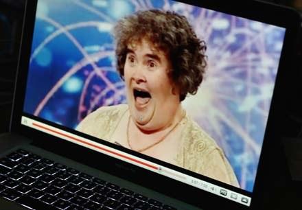 Czy Susan Boyle stanie się gwiazdą popkultury? - fot. Jeff J Mitchell /Getty Images/Flash Press Media