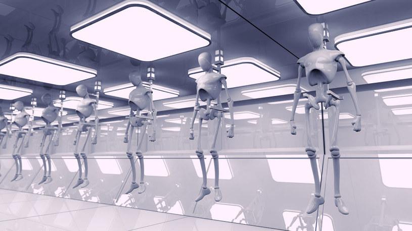 Czy świadomość da się przenieść do maszyny? Czy dzięki temu będziemy żyć wiecznie? /123RF/PICSEL