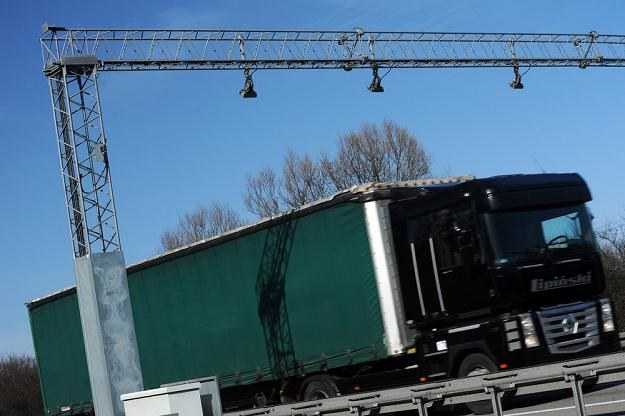 Czy systemem objęte będą tylko ciężarówki? / Fot: Wojciech Stróżyk /Reporter