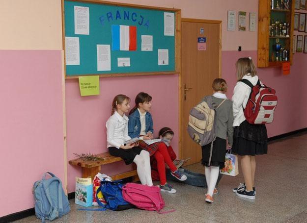 Czy sześciolatki odnajdą się w społeczności szkolnej? / fot. Krzysztof Wojda