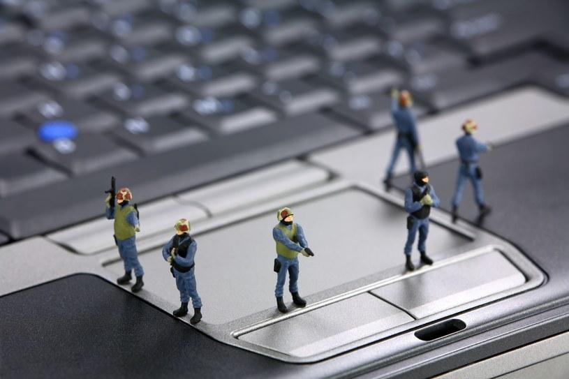 Czy szkolenia dla policjantów wystarczą, aby stawili czoła cyberprzestępcom? /123RF/PICSEL